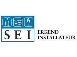SEI keurmerk erkend installatiebedrijf