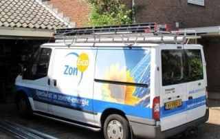 Update zonnepanelen juni 2016