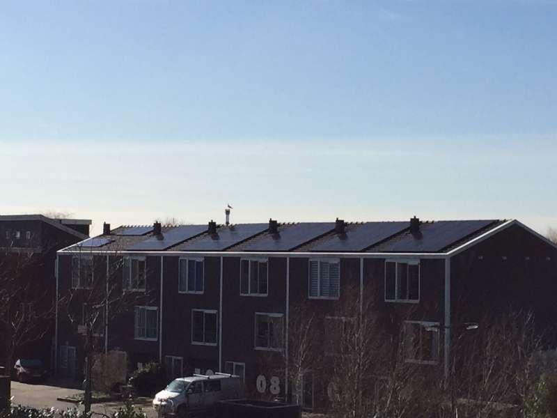 Zonnepanelen Amsterdam Osdorp