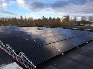 Brandwacht en Meijer kiest voor zonnepanelen