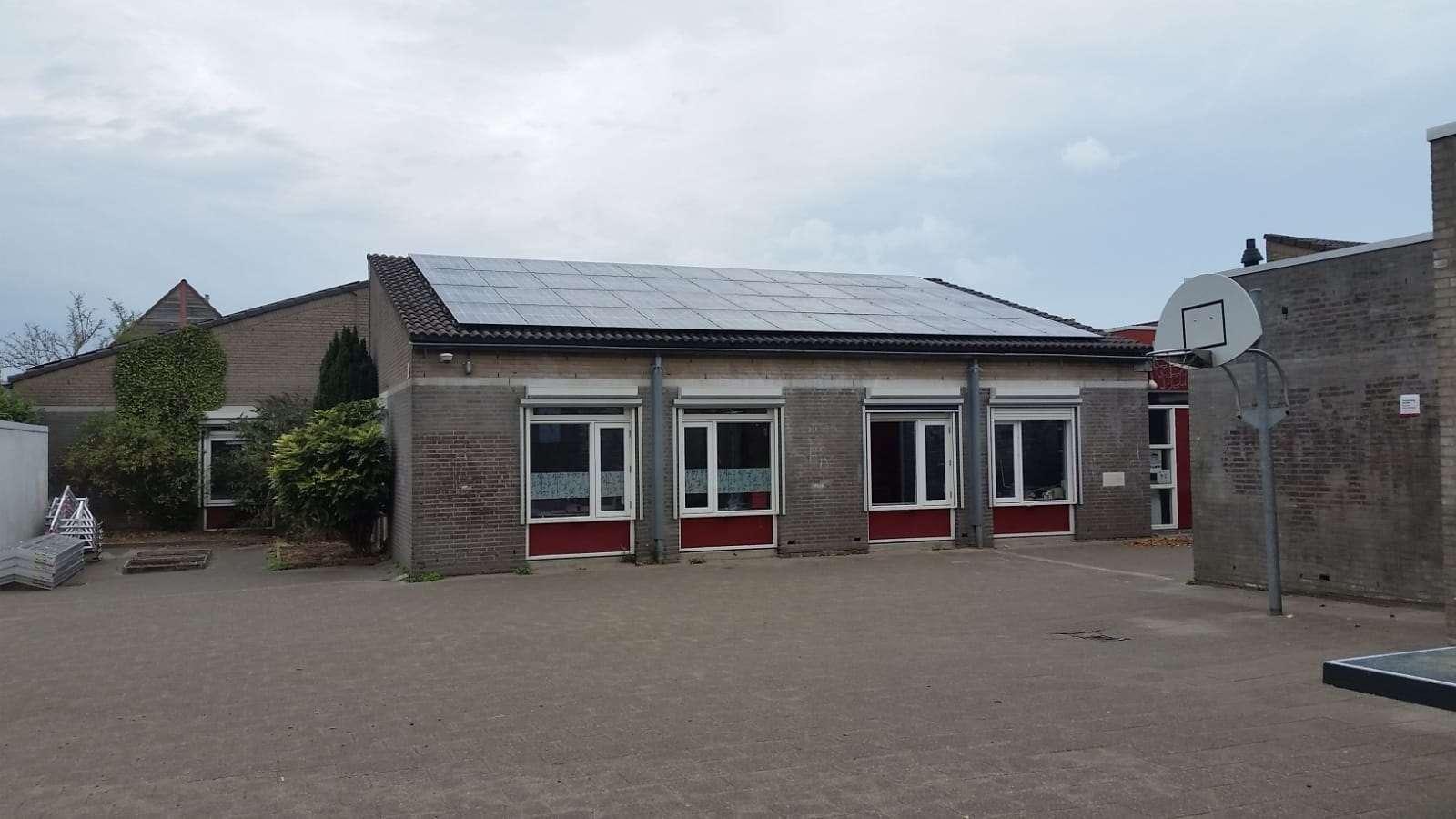 Basisschool Het Gein heeft zonnepanelen