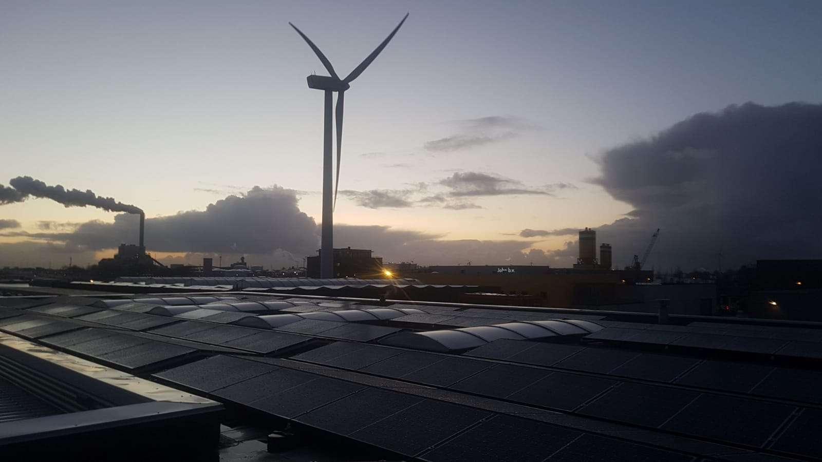 Meer zonnepanelen voor Fiction Factory